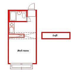 べルピア鎌倉岩瀬1-2[2階]の間取り