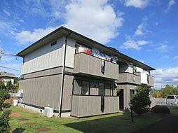 三重県伊賀市西明寺の賃貸アパートの外観