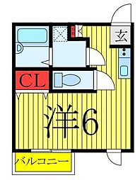 王子神谷駅 6.0万円