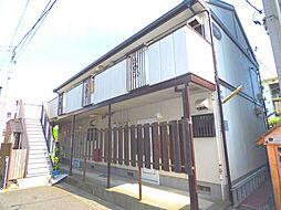 コーポハイネスA[2階]の外観