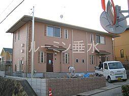 [テラスハウス] 兵庫県神戸市西区玉津町小山 の賃貸【/】の外観