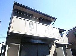 [テラスハウス] 東京都府中市本宿町1丁目 の賃貸【/】の外観