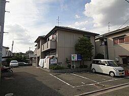 大阪府藤井寺市国府3丁目の賃貸アパートの外観