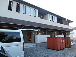和歌山県和歌山市栄谷の賃貸アパートの外観