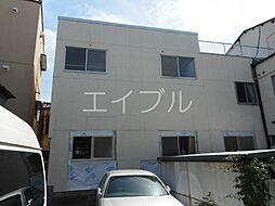 ローズハイツ(梅ノ辻)[1階]の外観