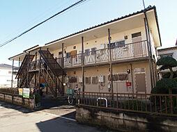 コーポ松山[2階]の外観