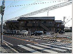 コーストビレッジ[1階]の外観