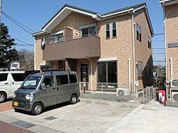 [タウンハウス] 神奈川県川崎市麻生区岡上 の賃貸【/】の外観