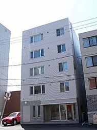 コートヴィラ札幌[501号室]の外観