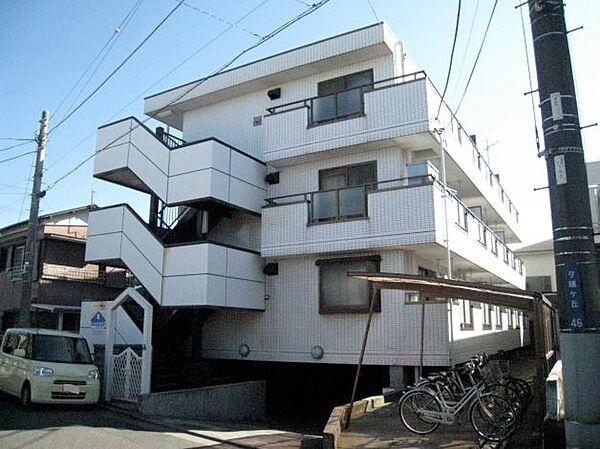 ドミール夕陽ヶ丘 2階の賃貸【神奈川県 / 平塚市】