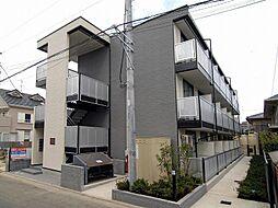埼玉県さいたま市緑区大谷口の賃貸マンションの外観