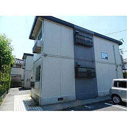 福岡県北九州市小倉南区上貫1丁目の賃貸アパートの外観