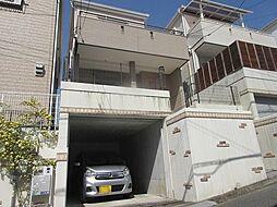 [一戸建] 大阪府柏原市山ノ井町 の賃貸【/】の外観