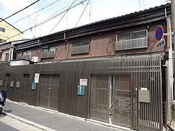 [テラスハウス] 大阪府大阪市住之江区中加賀屋3丁目 の賃貸【/】の外観