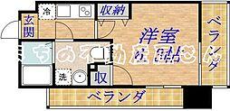 ドゥエリング千林[6階]の間取り