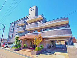 広島県広島市安佐南区川内1丁目の賃貸マンションの外観