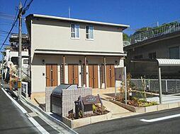 カーサ忍ヶ丘[102号室]の外観