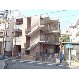 京都府京都市上京区讃州寺町の賃貸マンションの外観