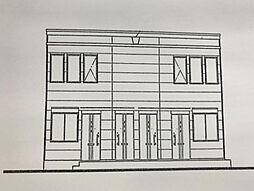 三田アパート[1階]の外観