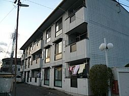 ユーフリィ法善寺[3階]の外観