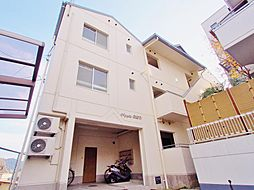 広島県広島市安芸区船越2丁目の賃貸マンションの外観