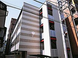 神奈川県横浜市南区前里町3丁目の賃貸アパートの外観
