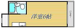 ピア東高円寺[2階]の間取り
