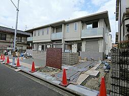 WING弐番館[2階]の外観