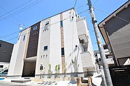 HR金田町[203号室]の外観