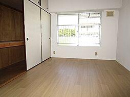 ビレッジハウス船木II1号棟の洋室