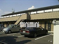 愛知県名古屋市中川区長良町1の賃貸アパートの外観