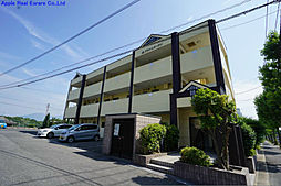 福岡県北九州市若松区片山1丁目の賃貸マンションの外観