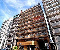 京都府京都市上京区西船橋町の賃貸マンションの外観