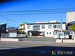 スカイマンション日吉[1階]の外観