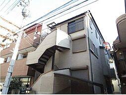 山田ハイツ[3F号室]の外観