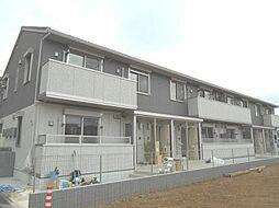 埼玉県さいたま市桜区南元宿2の賃貸アパートの外観