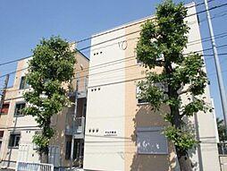 デルタ横浜[1階]の外観