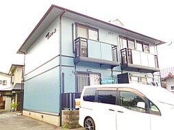 福岡県北九州市小倉南区中曽根東2丁目の賃貸アパートの外観