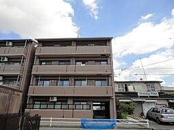 愛知県名古屋市中川区万町の賃貸マンションの外観