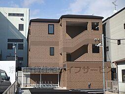 クオリア壱番館[1階]の外観