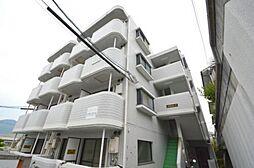 広島県広島市佐伯区五日市町大字昭和台の賃貸マンションの外観