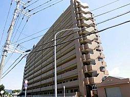 ライオンズマンションリバーサイド布施屋508[5階]の外観