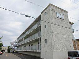 N3マンション[1階]の外観