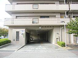 大阪市城東区関目6丁目の機械式駐車場