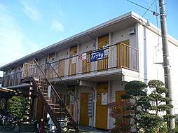 ハイツ平山[201号室]の外観