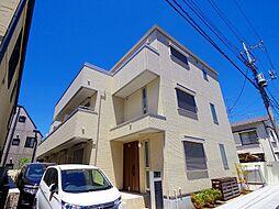 [テラスハウス] 東京都国分寺市本町3丁目 の賃貸【/】の外観