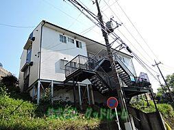 ソレイユ新百合ケ丘[2階]の外観