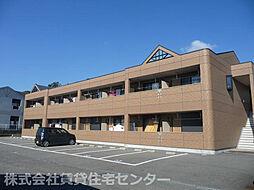 南海線 和歌山大学前駅 バス14分 次郎丸下車 徒歩7分の賃貸アパート