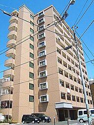 福岡県北九州市小倉北区片野1の賃貸マンションの外観