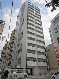 大阪府大阪市北区菅原町の賃貸マンションの外観
